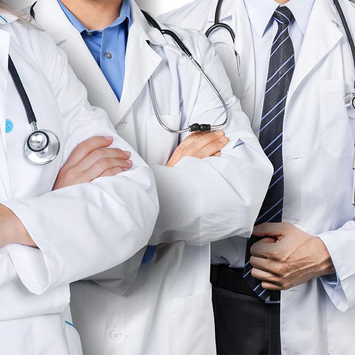 医師数が多いのは何科?